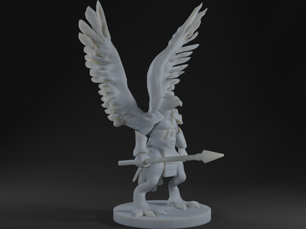 Aarakocra Fighter