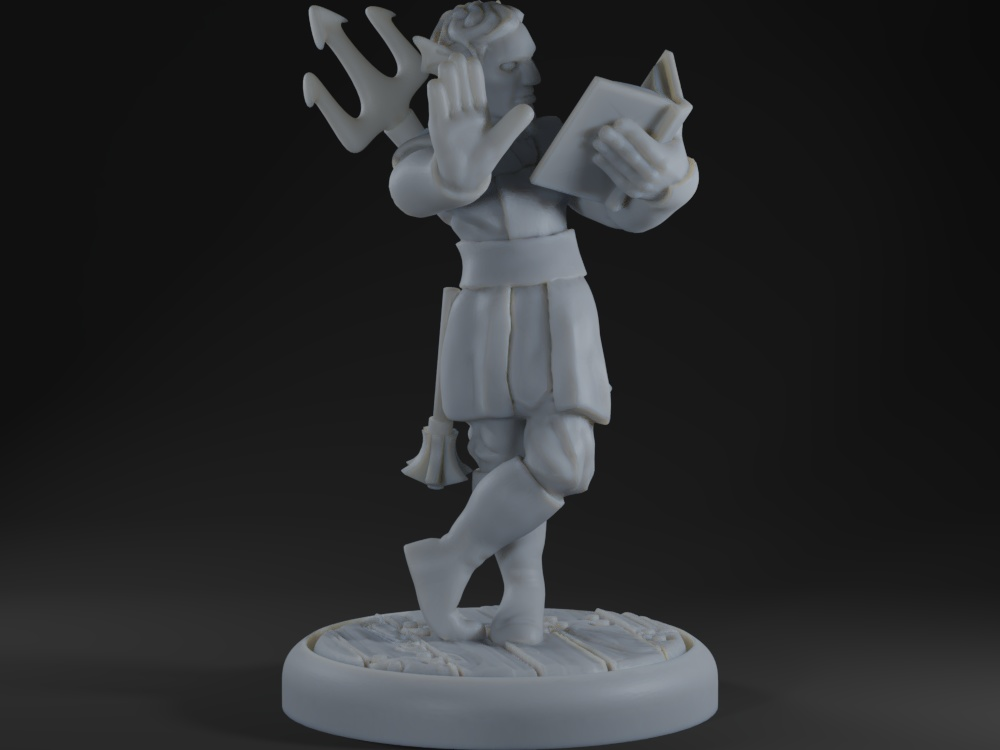 Sea Elf Priest