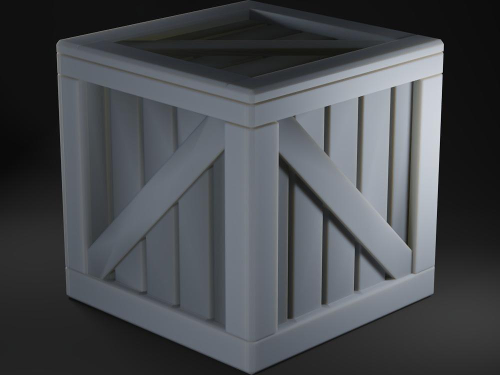 Crate Prop
