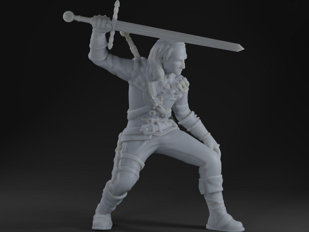 Witcher Geralt of Rivia