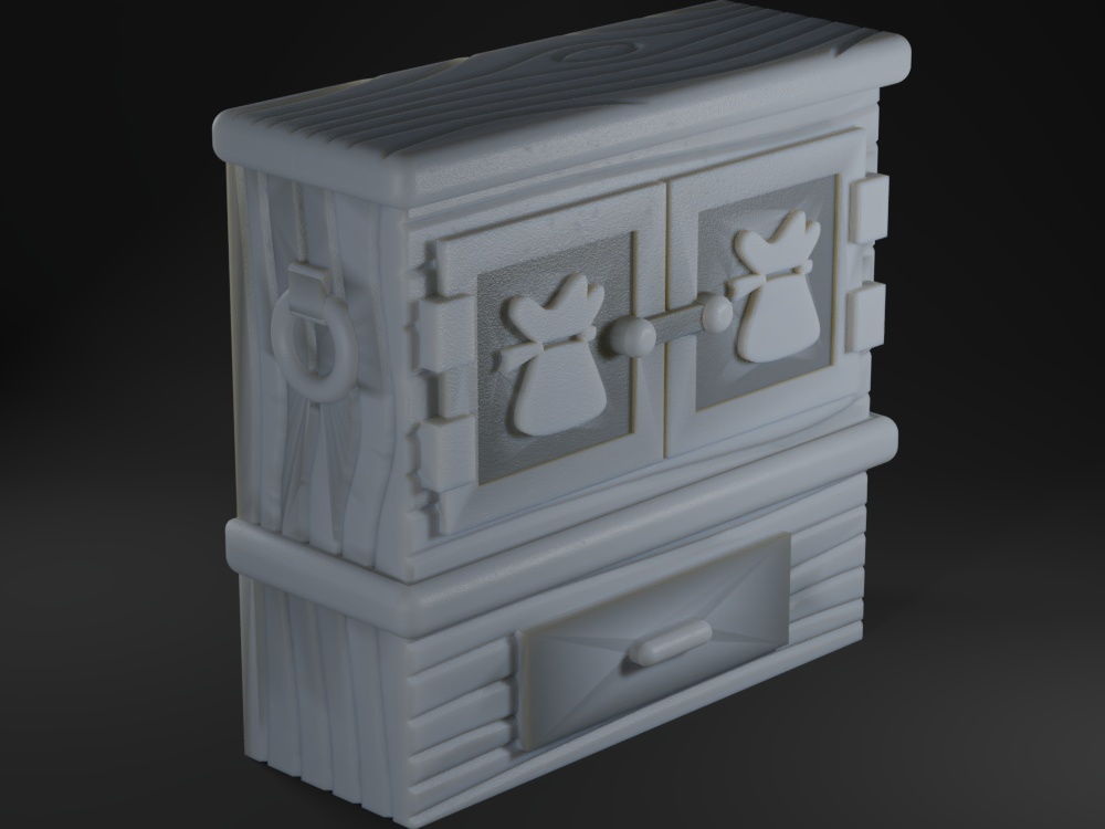 Cabinets for Gloomhaven