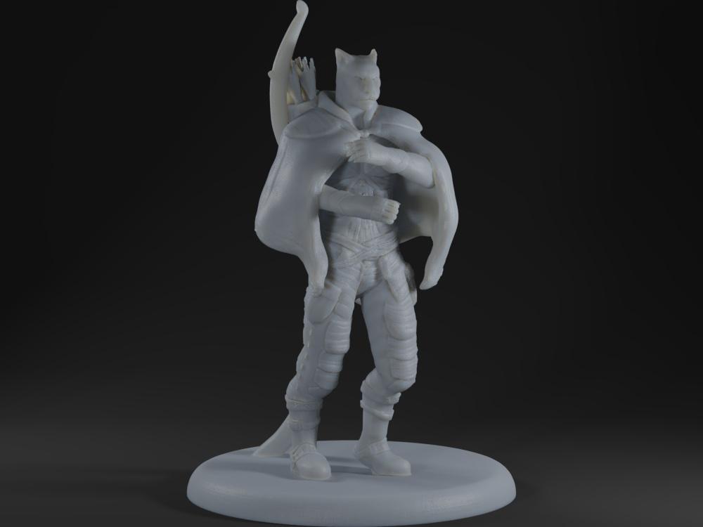Tabaxi Ranger